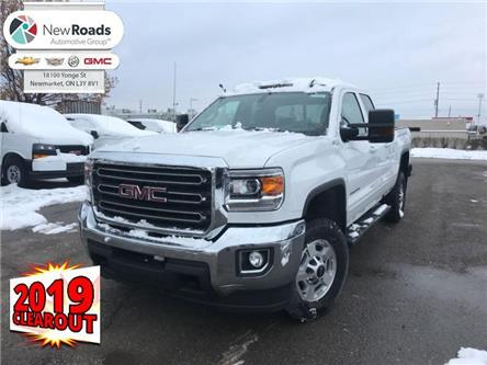 2019 GMC Sierra 2500HD SLE (Stk: 1215327) in Newmarket - Image 1 of 21