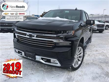2019 Chevrolet Silverado 1500 High Country (Stk: Z400929) in Newmarket - Image 1 of 22