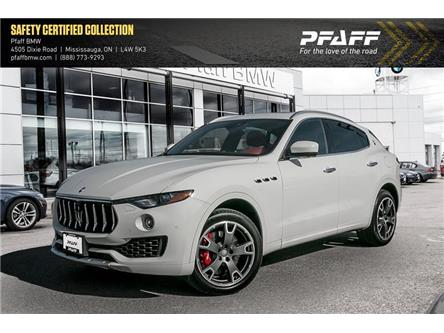 2017 Maserati Levante S (Stk: 23490A) in Mississauga - Image 1 of 22