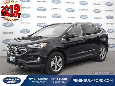 2019 Ford Edge SEL (Stk: 19ED16) in Owen Sound - Image 1 of 24