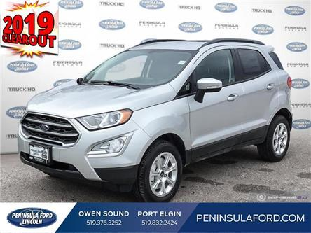 2019 Ford EcoSport SE (Stk: 19EC06) in Owen Sound - Image 1 of 24