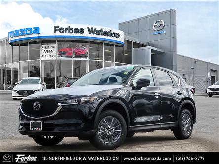 2020 Mazda CX-5 GS (Stk: M6929) in Waterloo - Image 1 of 14