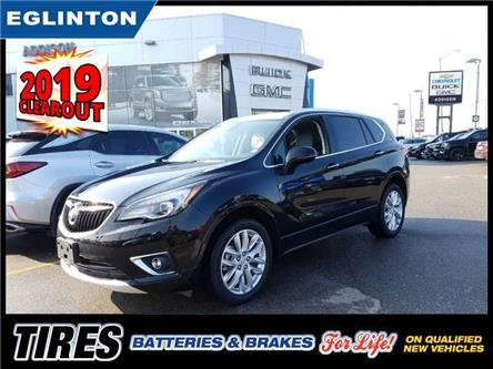 2019 Buick Envision Premium I (Stk: KD020126) in Mississauga - Image 1 of 19
