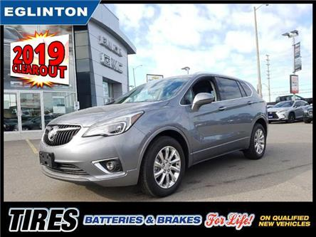 2019 Buick Envision Essence (Stk: KD023733) in Mississauga - Image 1 of 18