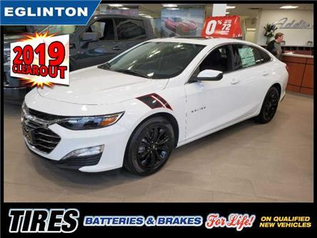 2019 Chevrolet Malibu LT (Stk: KF163209) in Mississauga - Image 1 of 18