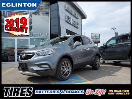 2019 Buick Encore Sport Touring (Stk: KB865602) in Mississauga - Image 1 of 17