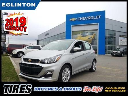 2019 Chevrolet Spark 1LT CVT (Stk: KC790317) in Mississauga - Image 1 of 16