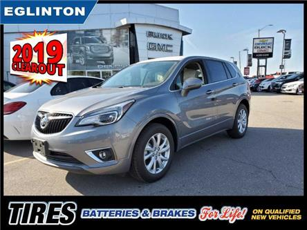 2019 Buick Envision Preferred (Stk: KD124805) in Mississauga - Image 1 of 17