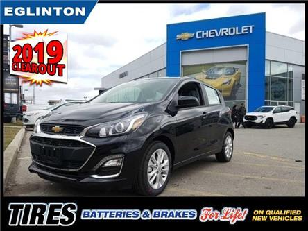 2019 Chevrolet Spark 1LT CVT (Stk: KC790302) in Mississauga - Image 1 of 16