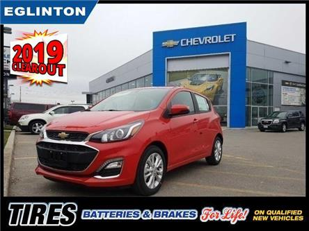 2019 Chevrolet Spark 1LT CVT (Stk: KC789349) in Mississauga - Image 1 of 16