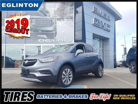 2019 Buick Encore Preferred (Stk: KB940762) in Mississauga - Image 1 of 16