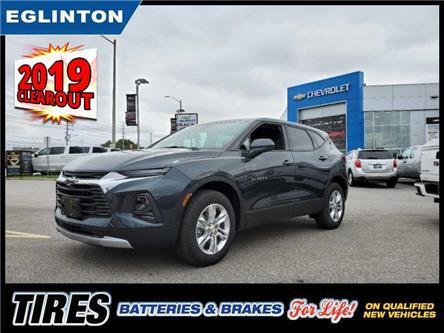 2019 Chevrolet Blazer 3.6 (Stk: KS701262) in Mississauga - Image 1 of 18