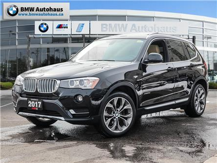2017 BMW X3 xDrive28i (Stk: P9335) in Thornhill - Image 1 of 31