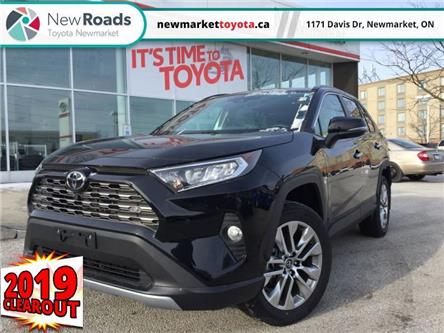 2019 Toyota RAV4 Limited (Stk: 34896) in Newmarket - Image 1 of 24