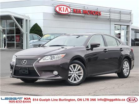 2013 Lexus ES 350 Base (Stk: W0236) in Burlington - Image 1 of 29