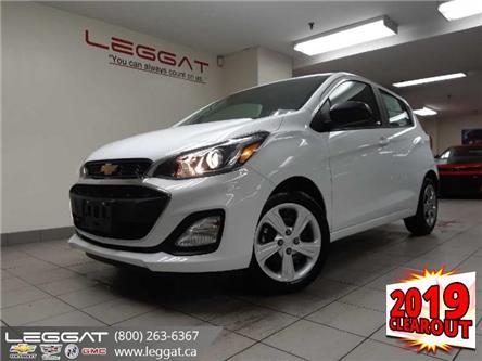 2019 Chevrolet Spark LS CVT (Stk: 91107) in Burlington - Image 1 of 11