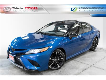 2018 Toyota Camry XSE (Stk: P8216) in Walkerton - Image 1 of 17
