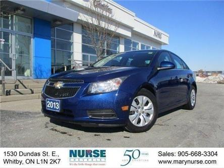2013 Chevrolet Cruze LT Turbo (Stk: 10X271A) in Whitby - Image 1 of 23