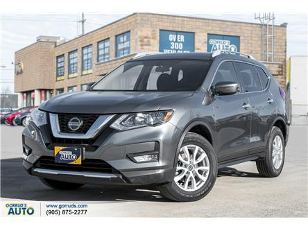 2018 Nissan Rogue SV (Stk: 763707A) in Milton - Image 1 of 19