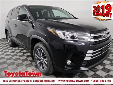 2019 Toyota Highlander XLE (Stk: D1061) in London - Image 1 of 30