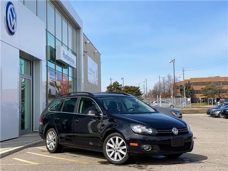 2014 Volkswagen Golf 2.0 TDI Highline (Stk: 13243P) in Toronto - Image 1 of 19