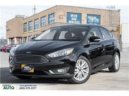 2018 Ford Focus Titanium (Stk: 290263) in Milton - Image 1 of 20