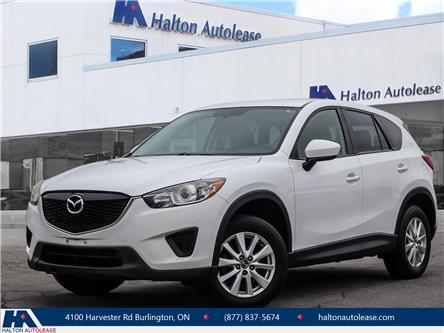 2013 Mazda CX-5 GX (Stk: 307935A) in Burlington - Image 1 of 24