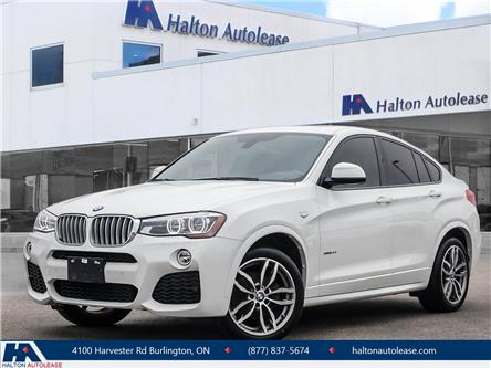2016 BMW X4 xDrive28i (Stk: 307530B) in Burlington - Image 1 of 28
