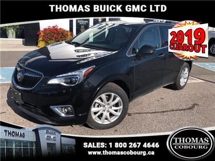 2019 Buick Envision Preferred (Stk: B62949) in Cobourg - Image 1 of 12