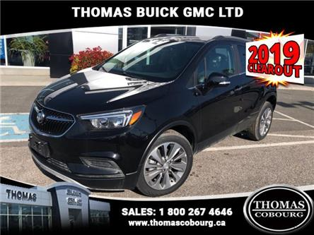 2019 Buick Encore Preferred (Stk: B63022) in Cobourg - Image 1 of 12