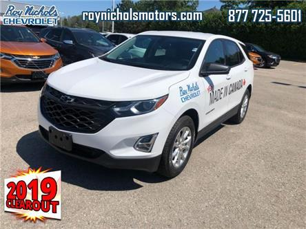 2019 Chevrolet Equinox LS (Stk: V184) in Courtice - Image 1 of 21