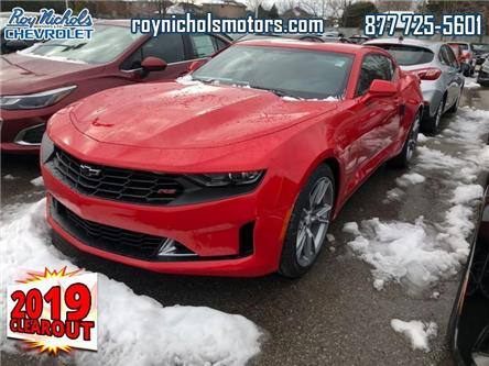 2019 Chevrolet Camaro 1LS (Stk: V270) in Courtice - Image 1 of 10