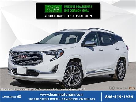 2020 GMC Terrain Denali (Stk: 20-306) in Leamington - Image 1 of 21