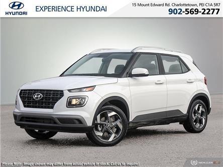 2020 Hyundai Venue Trend (Stk: N782T) in Charlottetown - Image 1 of 23