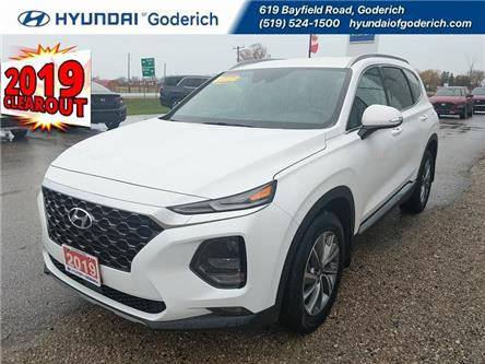 2019 Hyundai Santa Fe 2.0T Preferred AWD (Stk: 90040) in Kincardine - Image 1 of 24