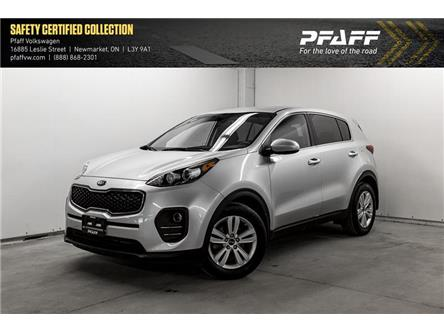 2017 Kia Sportage LX (Stk: V5088A) in Newmarket - Image 1 of 22