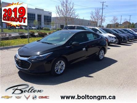 2019 Chevrolet Cruze LT (Stk: 144399) in Bolton - Image 1 of 18