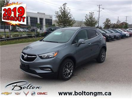 2019 Buick Encore Sport Touring (Stk: 859579) in Bolton - Image 1 of 15