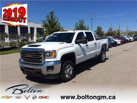 2019 GMC Sierra 2500HD Base (Stk: 263443) in Bolton - Image 1 of 13