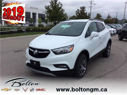 2019 Buick Encore Sport Touring (Stk: 959206) in Bolton - Image 1 of 11