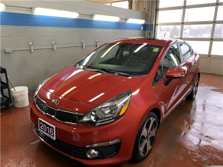2016 Kia Rio SX (Stk: T12482) in Smiths Falls - Image 1 of 8