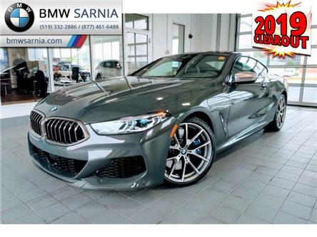 2019 BMW 8 Series M850i xDrive Coupe (Stk: B1903) in Sarnia - Image 1 of 27