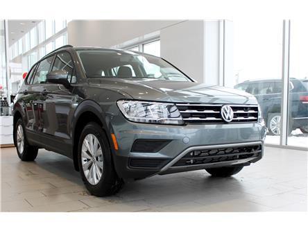 2019 Volkswagen Tiguan Trendline (Stk: V7385) in Saskatoon - Image 1 of 21