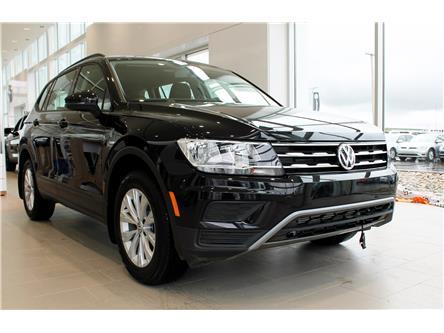 2019 Volkswagen Tiguan Trendline (Stk: V7383) in Saskatoon - Image 1 of 21