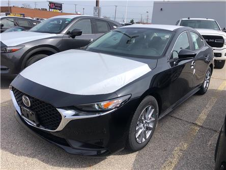 2020 Mazda Mazda3 GS (Stk: SN1582) in Hamilton - Image 1 of 15