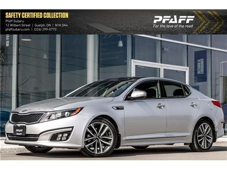 2014 Kia Optima SX Turbo (Stk: S00569A) in Guelph - Image 1 of 21