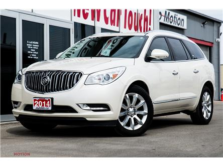 2014 Buick Enclave Premium (Stk: 20293) in Chatham - Image 1 of 27