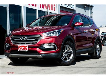 2017 Hyundai Santa Fe Sport  (Stk: 20231) in Chatham - Image 1 of 22