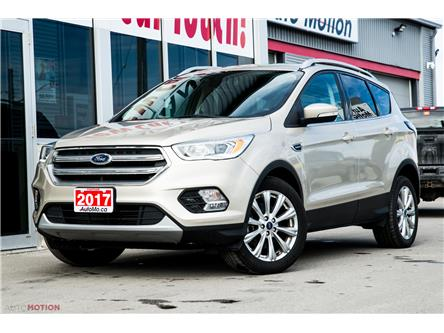 2017 Ford Escape Titanium (Stk: 20294) in Chatham - Image 1 of 27