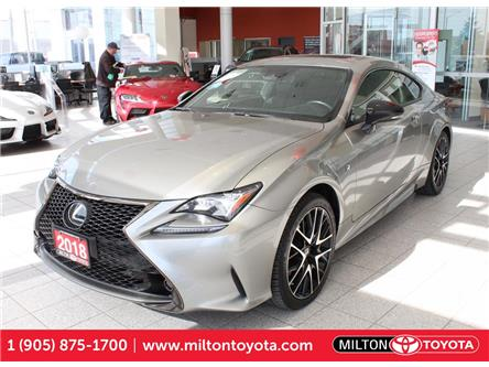 2018 Lexus RC 300 Base (Stk: 004234) in Milton - Image 1 of 38